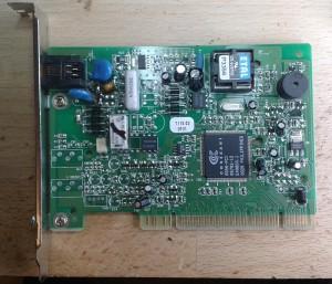 internes PCI-Modem (PC)