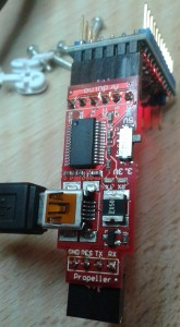 FTDI breakout (USB-serial Adapter)