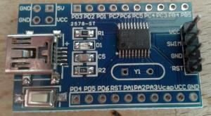 Entwicklungsboard