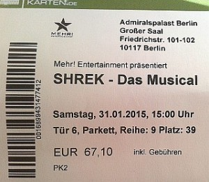 Shrek_Eintrittskarte
