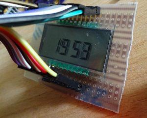 Display 2x9 Pins im Test