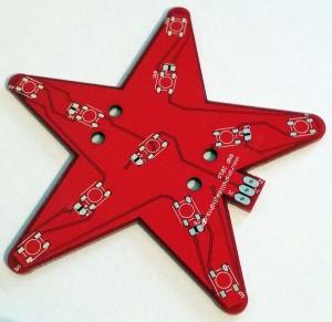 WS2812 Star Stern